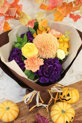 【10月限定】Halloween Bouquet
