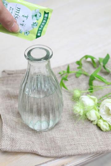 花瓶にいける