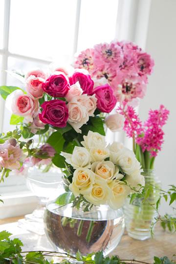 お花の置き場所