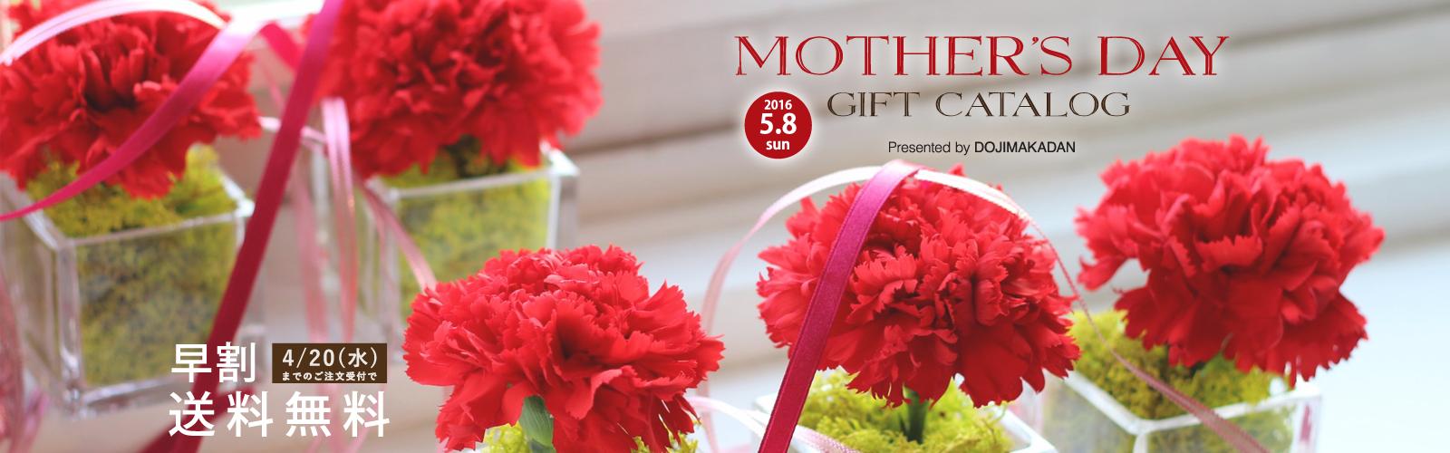 """なかなか言葉に出せない""""ありがとう""""母の日だけはお花に込めた感謝の気持ちを贈りませんか?"""