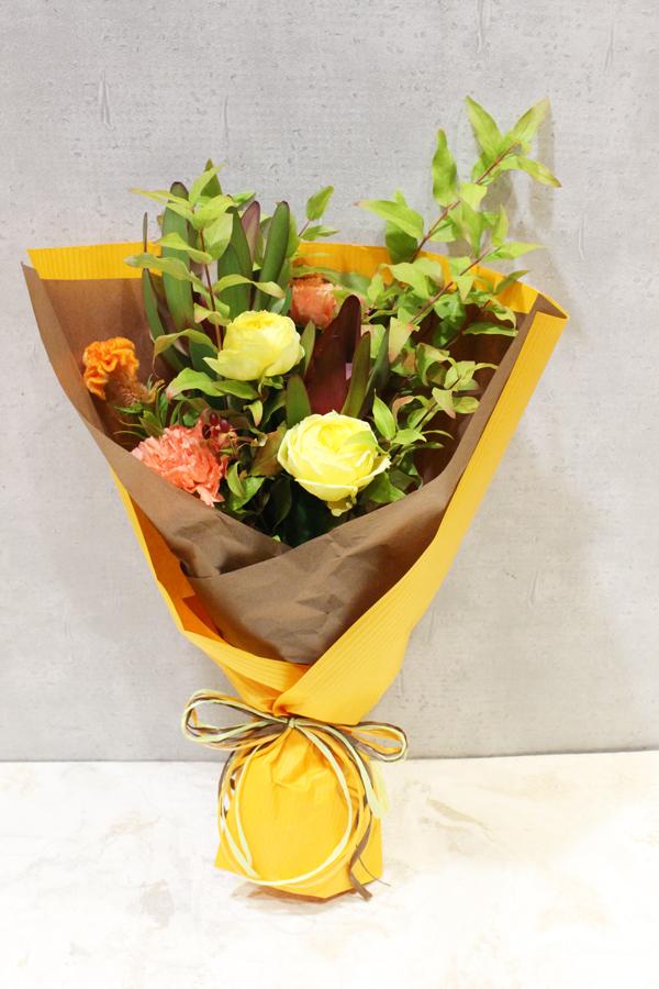 スタンダードタイプの花束